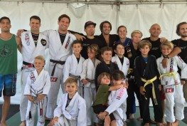 2015 San Clemente Ocean Festival Martial Arts Demonstration