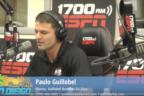 Guillobel Martial Arts at ESPN 1700 Radio