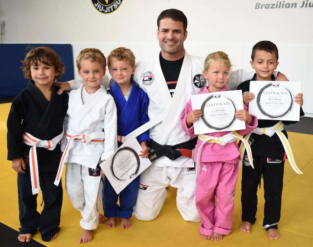 Brazilian Jiu-Jitsu is The Best Martial Arts for Your 4-Year-Old