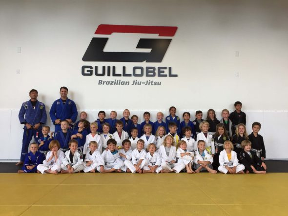 Brazilian Jiu-Jitsu San Clemente Kids Promotion June 2018