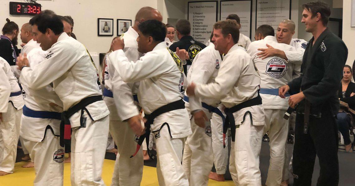brazilian jiu-jitsu san clemente adult promotion June 2018