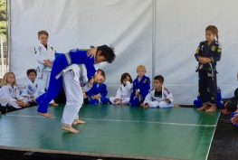 Brazilian Jiu-Jitsu Demonstration San Clemente