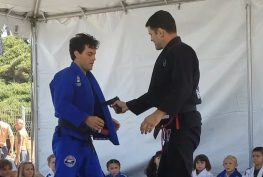 Jiu Jitsu for self defense