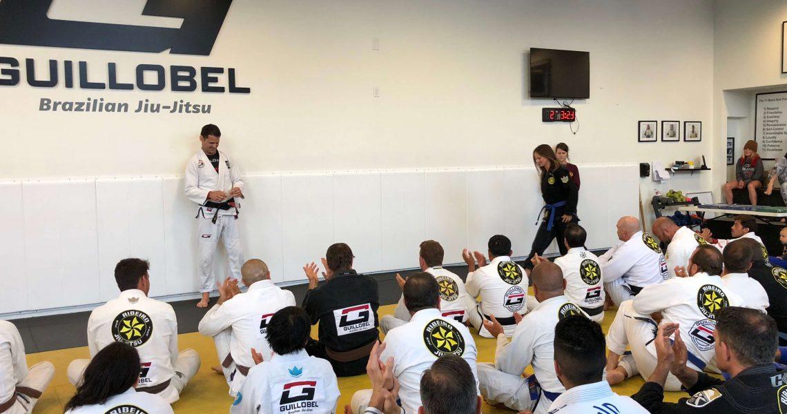 Jiu jitsu san clemente rank promotion adult